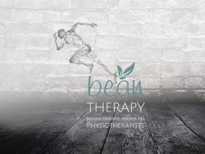 Logo Design Bean Therapy